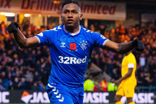 WATCH: Alfredo Morelos scores first Colombia goal as scoring streak continues