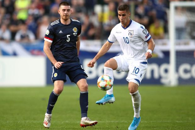 Scotland analysis: Workmanlike performance but debut of Motherwell centre-back Declan Gallagher is a genuine plus