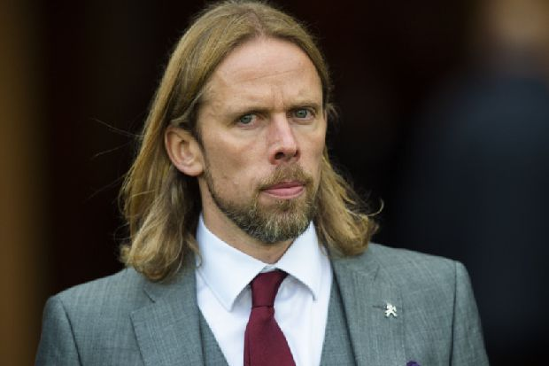 BBC issue apology over unfair remarks about Hearts' Austin MacPhee