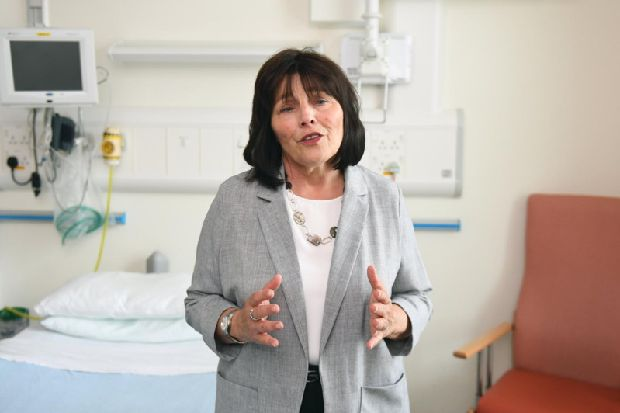 "Scotland's Health Secretary has ""great concerns"" over handling of Glasgow's scandal-hit hospital - The Scotsman"