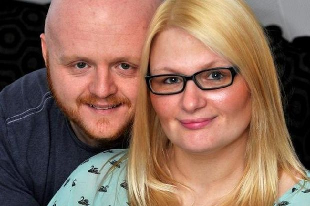 Scottish couple who lost 12 babies in three years tell of their heartache