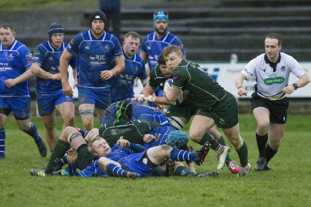Hawick 33-0 Jed-Forest: Greens thrash Jed in derby - The Scotsman