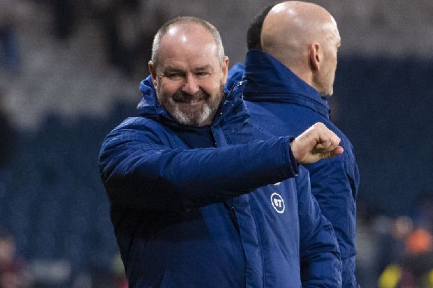 It doesn't matter if Scotland are home or away in play-offs says Steve Clarke
