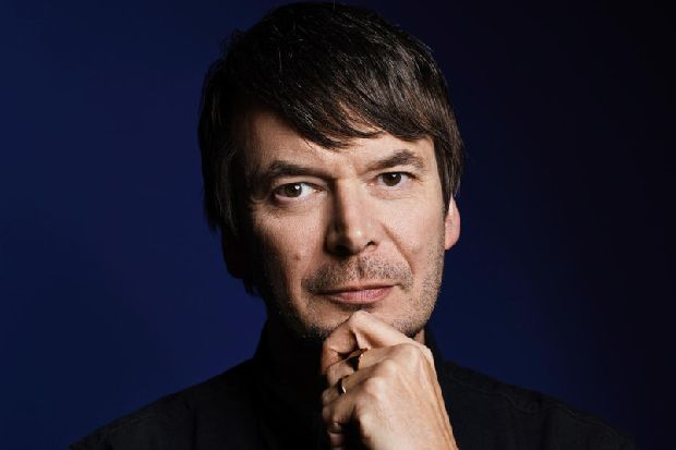 Ian Rankin to move Rebus out of his tenement flat after 30 years due to impact of incurable lung disease