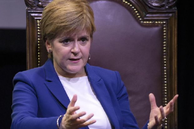 Nicola Sturgeon warns Brexit will push 130,000 Scots into poverty