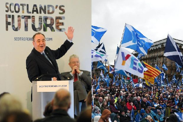 Letters: Dear Unionists, Alex Salmond's 'once in a generation' comment is no barrier to indyref2