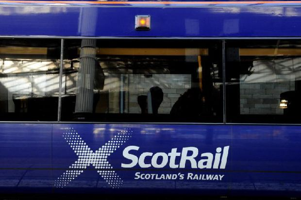 Person struck by train in West Lothian as ScotRail's Edinburgh-Glasgow services via Shotts suspended