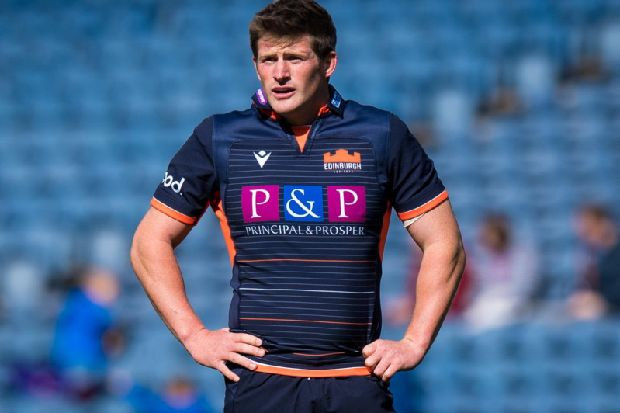 James Johnstone extends Edinburgh Rugby stay as centre re-signs ahead of Challenge Cup clash with Wasps