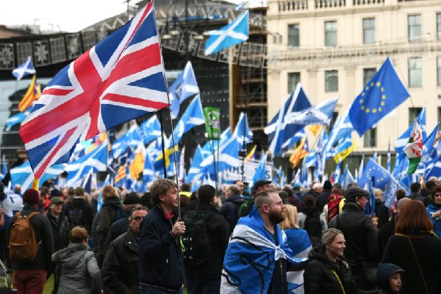 Fife councillors reject second Scottish independence referendum