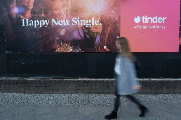 A Tinder tale with a happy ending – Jim Duffy