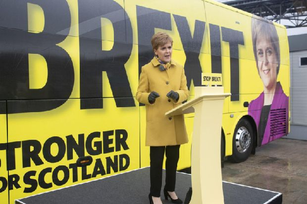 General Election poll: SNP on course to add an extra 11 MPs