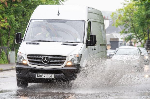 Scotland Weather: SEPA announce wide spread flood alerts