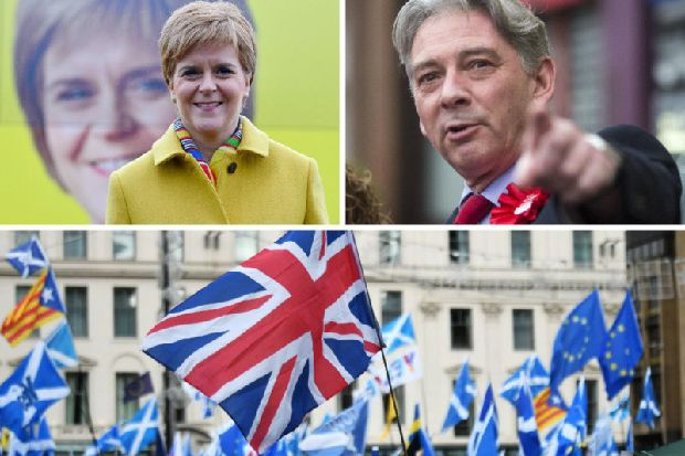Scottish Independence: Labour open door to SNP deal for indyref2