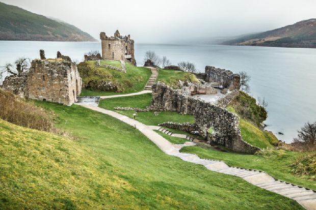 Rare forest being planted near Loch Ness will be largest in Scotland