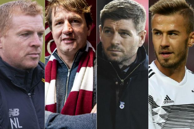Celtic target speaks on link, trio of new deals at Rangers, Levein 'showed Stendel round Hearts base' - Scottish Premiership Rumour Mill