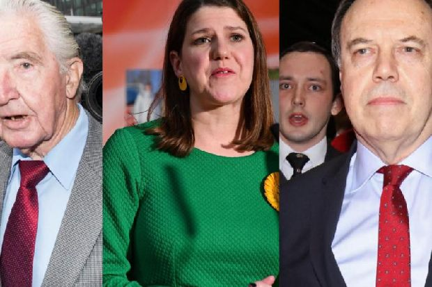 General Election 2019: The big names to lose their seats on a dramatic night