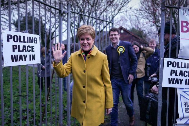 Angus Robertson: Why general election result is green light for Scottish independence vote