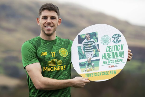Celtic's Ryan Christie on how he could have joined Hibs