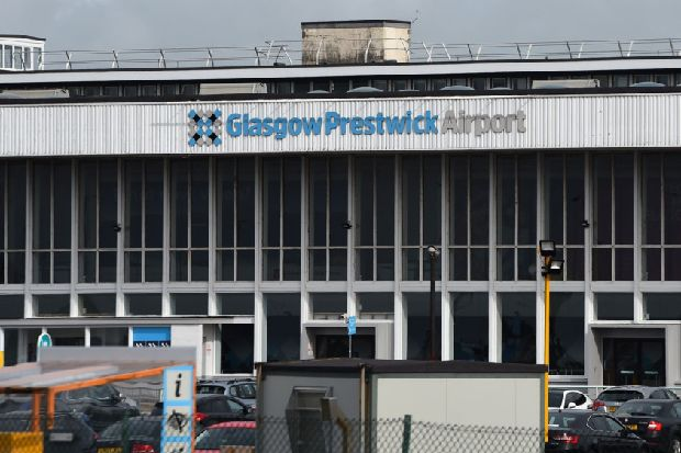 Prestwick Airport cuts losses but still no sight of a sale