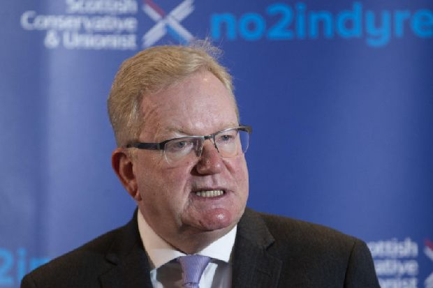 Police probe into claim Scots Tory leader Jackson Carlaw committed voter fraud