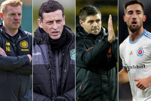 Stoke fail in bid for Celtic ace, Norwich and Rangers eye Scottish striker, Hibs boss has say on transfer targets, English duo keen on Ibrox man - Scottish Premiership Rumour Mill