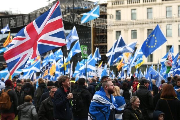 IndyRef2 decision can't be 'put off forever', warns senior Tory MP