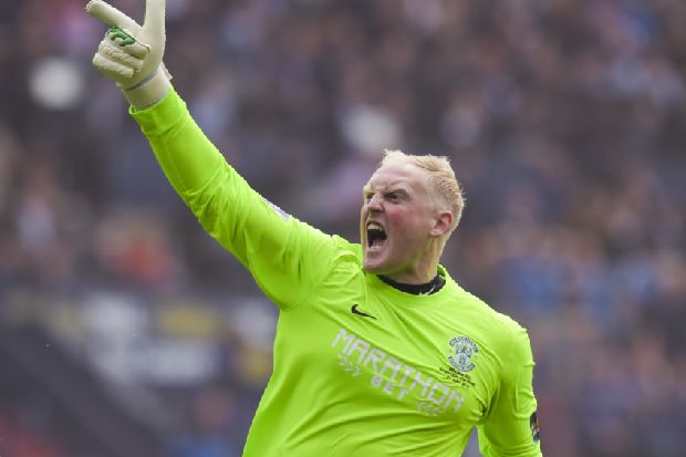 Roly-Poly Goalie Conrad Logan was just what Hibs needed to end Scottish Cup hoodoo