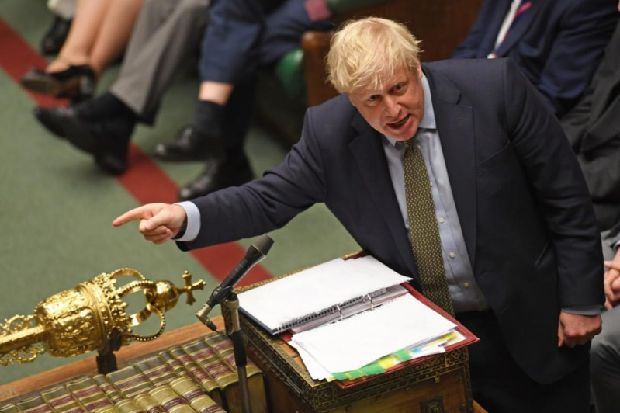 Boris Johnson attacks SNP and independence: They can't even say the name of their new currency