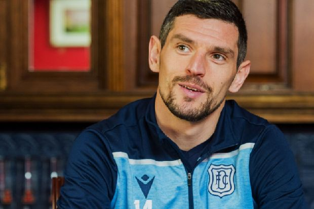 Graham Dorrans turned down MK Dons move to show loyalty to Dundee