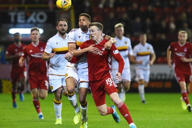 Aberdeen's Lewis Ferguson aiming for bounce-back performance at St Mirren after midweek mishap