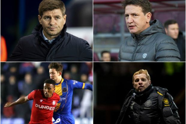 Celtic eye Swedish ace, Rangers injury fear over key man, Championship sides want Hearts man, Celtic open talks with defender - Scottish Premiership Rumour Mill