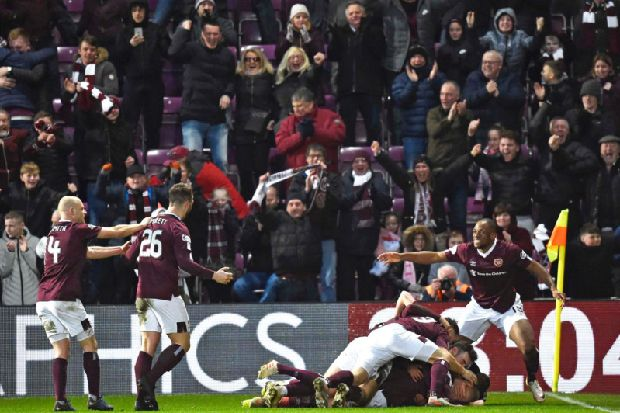 Hearts aim dig at Sportscene over 'highlights' coverage after Rangers win as Steven Gerrard said his side 'deserved nothing'
