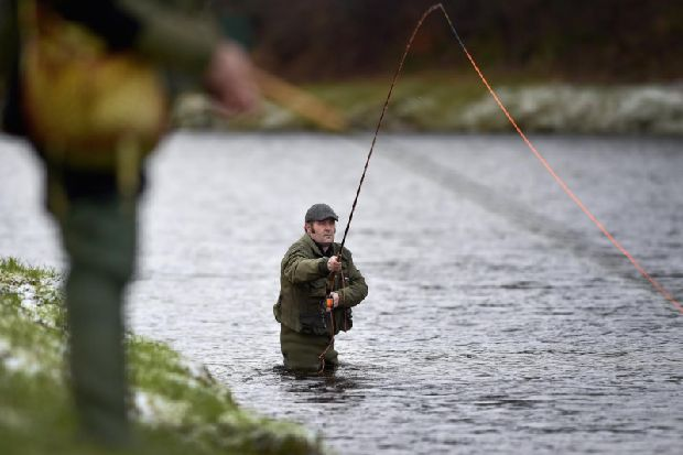 Anglers in Scotland to be banned from taking their catch home as salmon stocks reach 'crisis point'