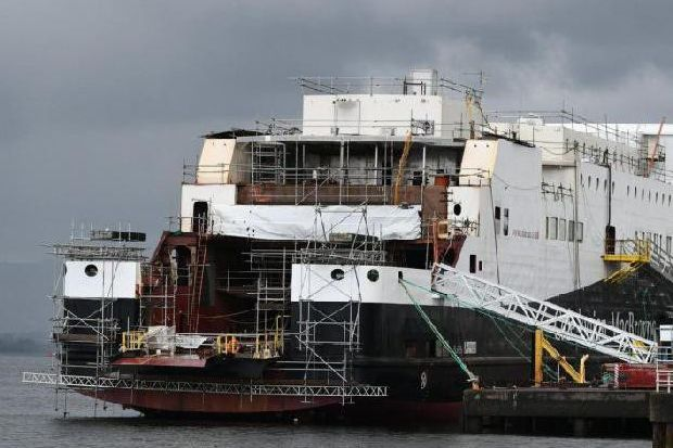Experts call for botched CalMac ferries to be scrapped or radically redesigned