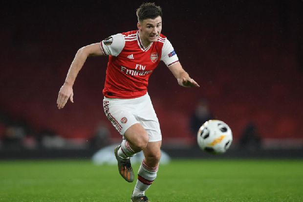 Kieran Tierney linked with shock move from Arsenal as Chelsea scouts watch Celtic ace
