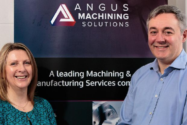 Demand sees Brechin-based Angus 3D Solutions spin out machining arm