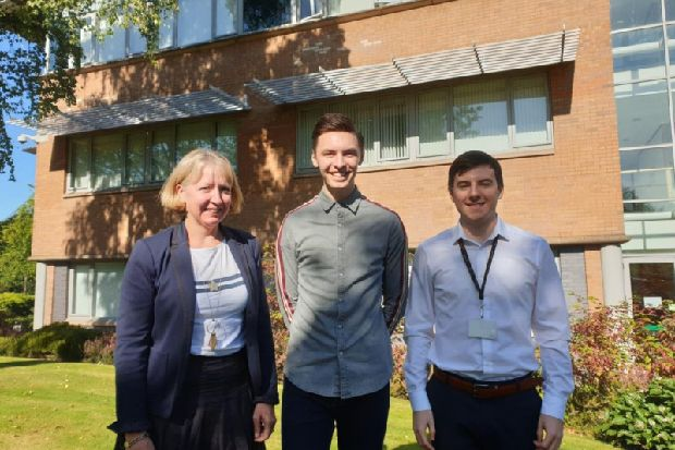 Scottish Qualifications Authority success for Bellshill-based Edge Testing Solutions