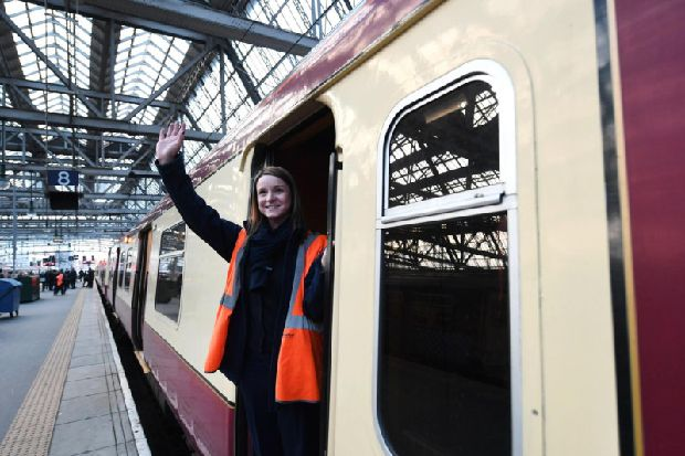 Hydrogen-powered train to be tested in Scotland as fuel of future