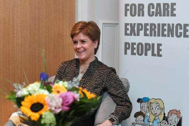 MSPs warn Sturgeon of 'deep concern' over police rendition investigation