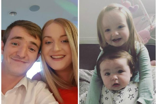 Heartbroken family issues statement after parents and two young girls killed in head-on collision on Scottish road