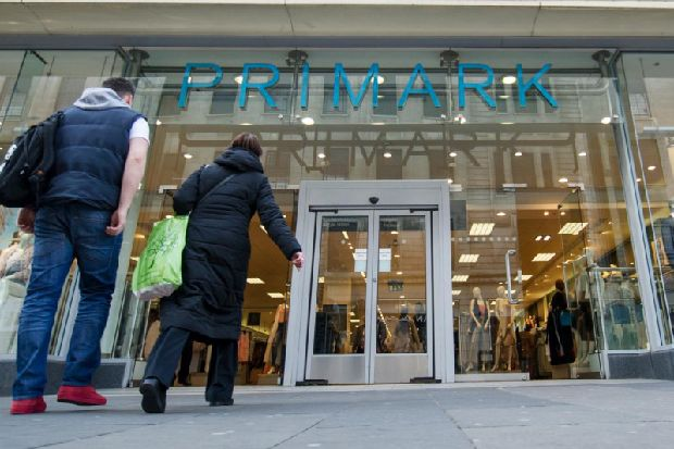 Primark may be hit with supply shortages if coronavirus outbreak drags