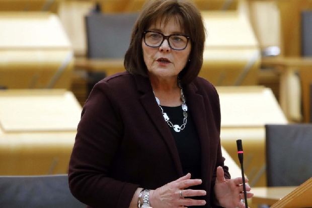 Health Secretary Jeane Freeman increases her security after man charged with making violent threats