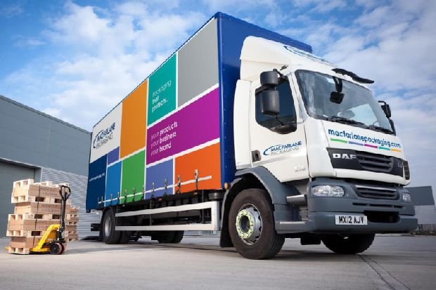 Glasgow-based packaging firm Macfarlane confident after 10th year of profitable growth