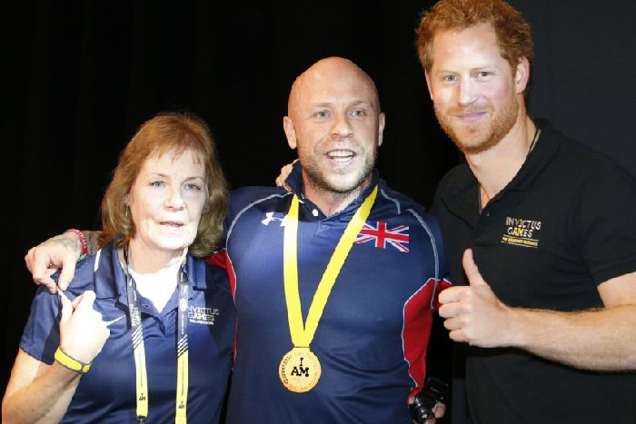 Paralympian Micky Yule wins Britain's first Invictus Games gold