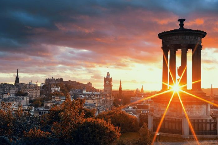New study names Edinburgh as the safest city in the UK