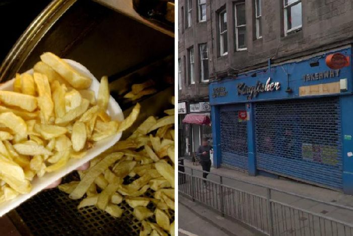 Edinburgh takeaway with hundreds of terrible reviews closes
