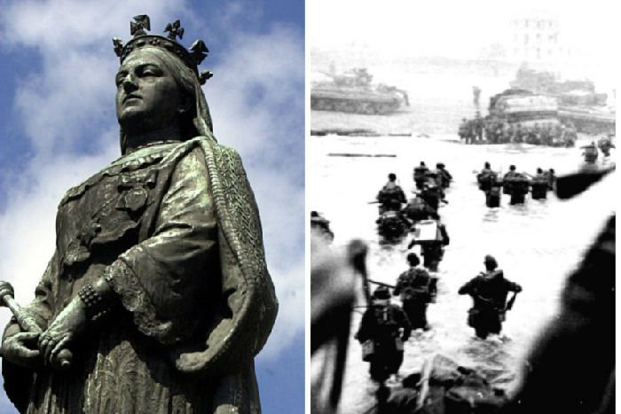 D-Day landings and Queen Victoria to feature on