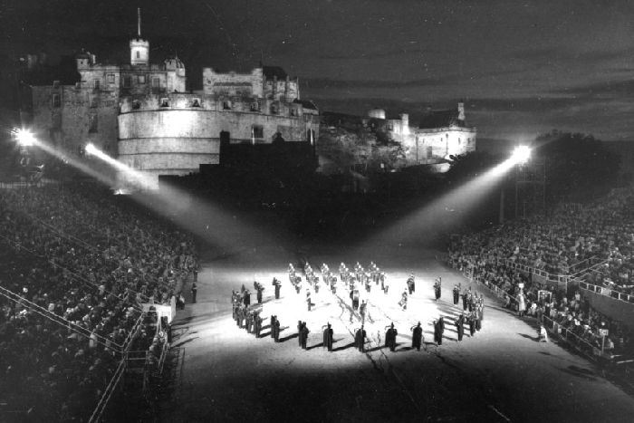 Surprise Planned For Couple Whose Love Began At Edinburgh Tattoo 55