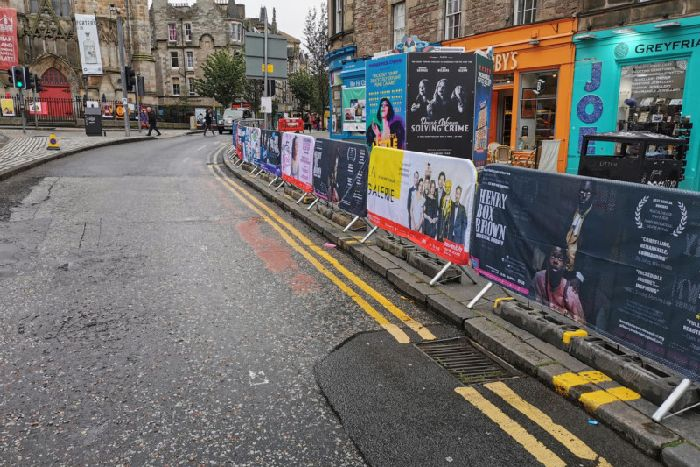 Meet New Dangerous Fringe Of Anti >> Call For Rethink On Relaxation Of A Board Ban As Edinburgh Fringe