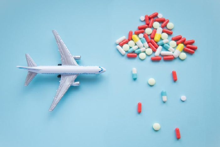 Flying with medication and medical equipment: these are the